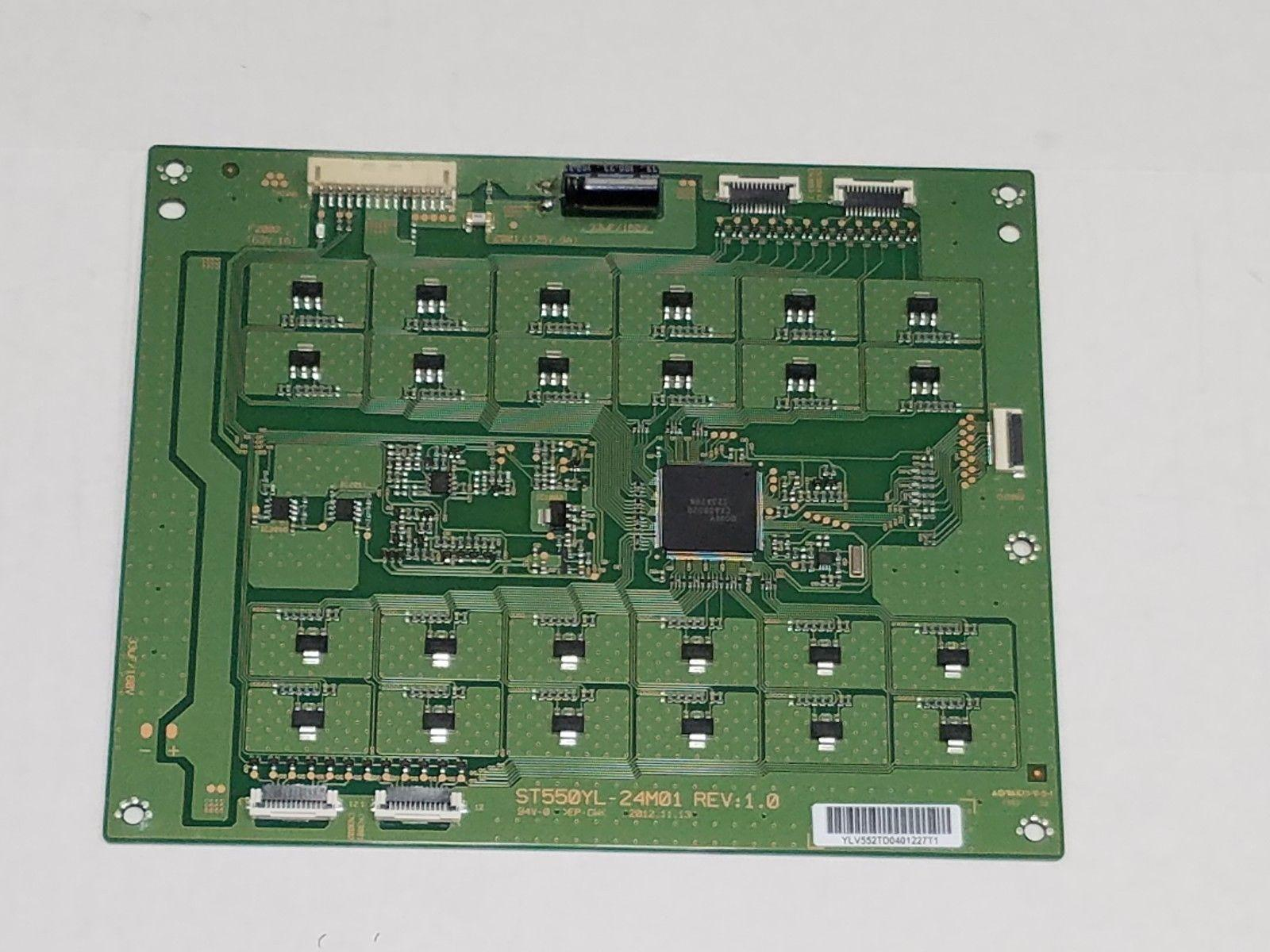 Sony XBR 55X900A LED Driver ST550YL 24M01