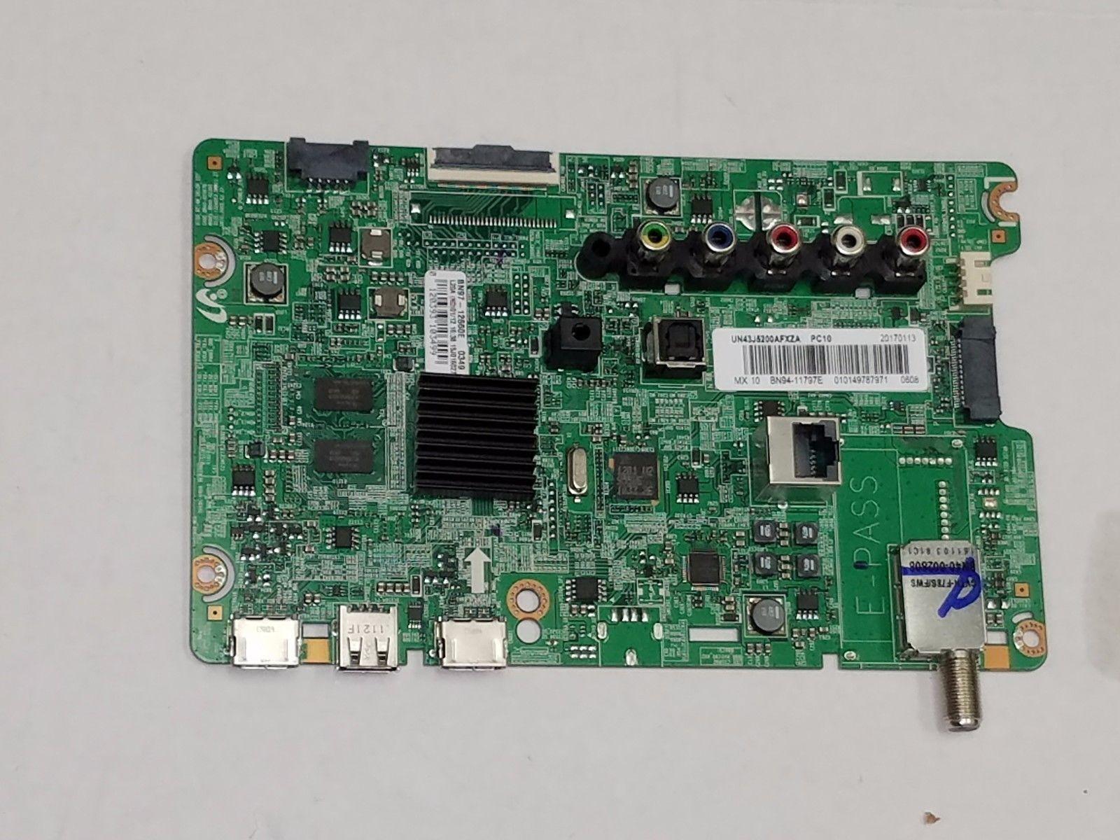 Samsung UN43J5200 Main Board BN94 11797E