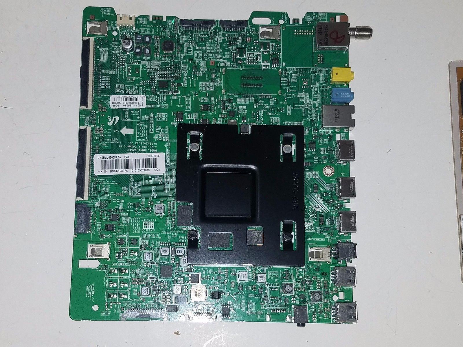 Samsung UN55MU6300 Main Board BN94 12037A
