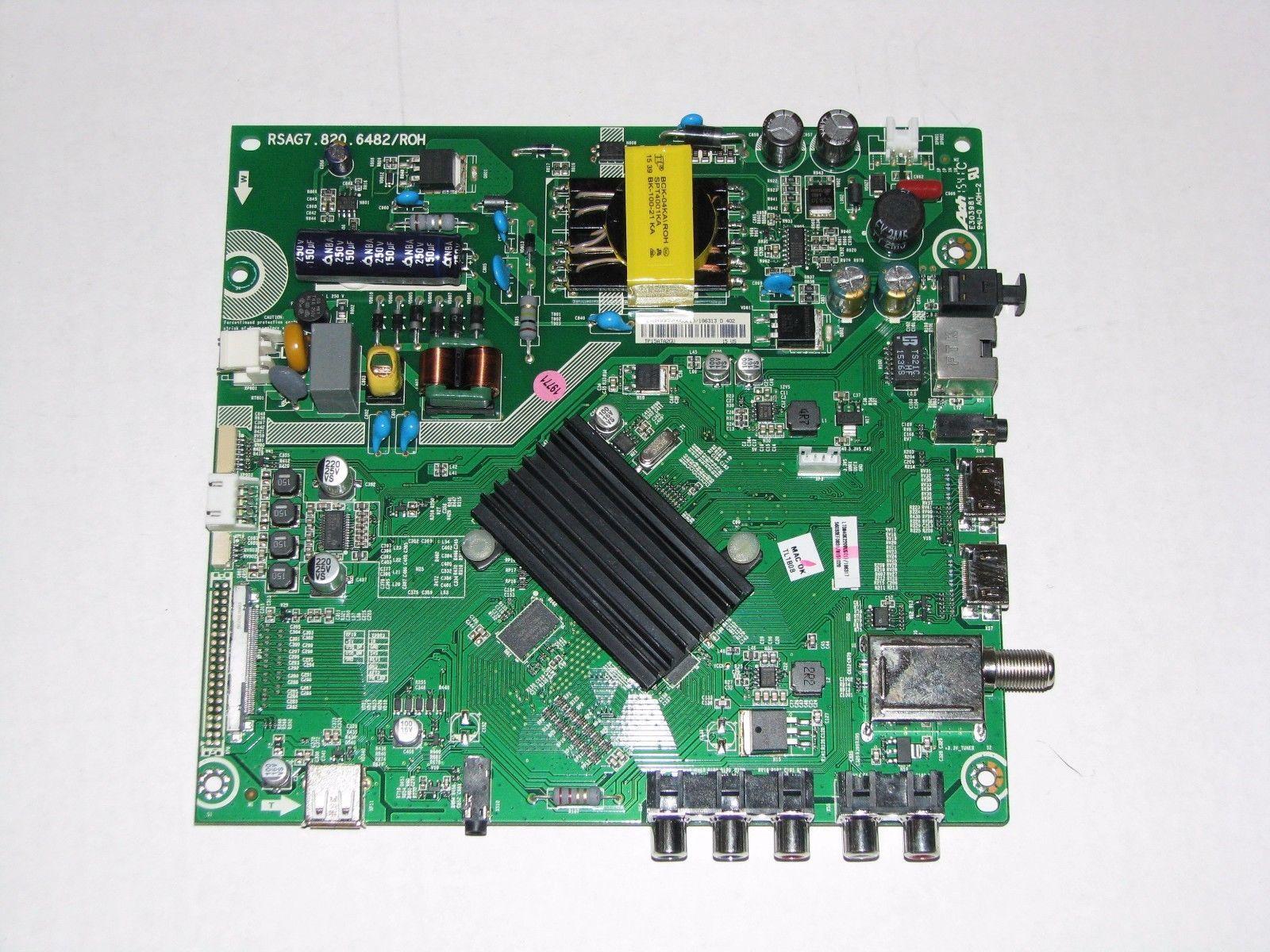 Hisense 40h5b Main Board Rsag7 820 6482 Ltdn40k220wus 186313