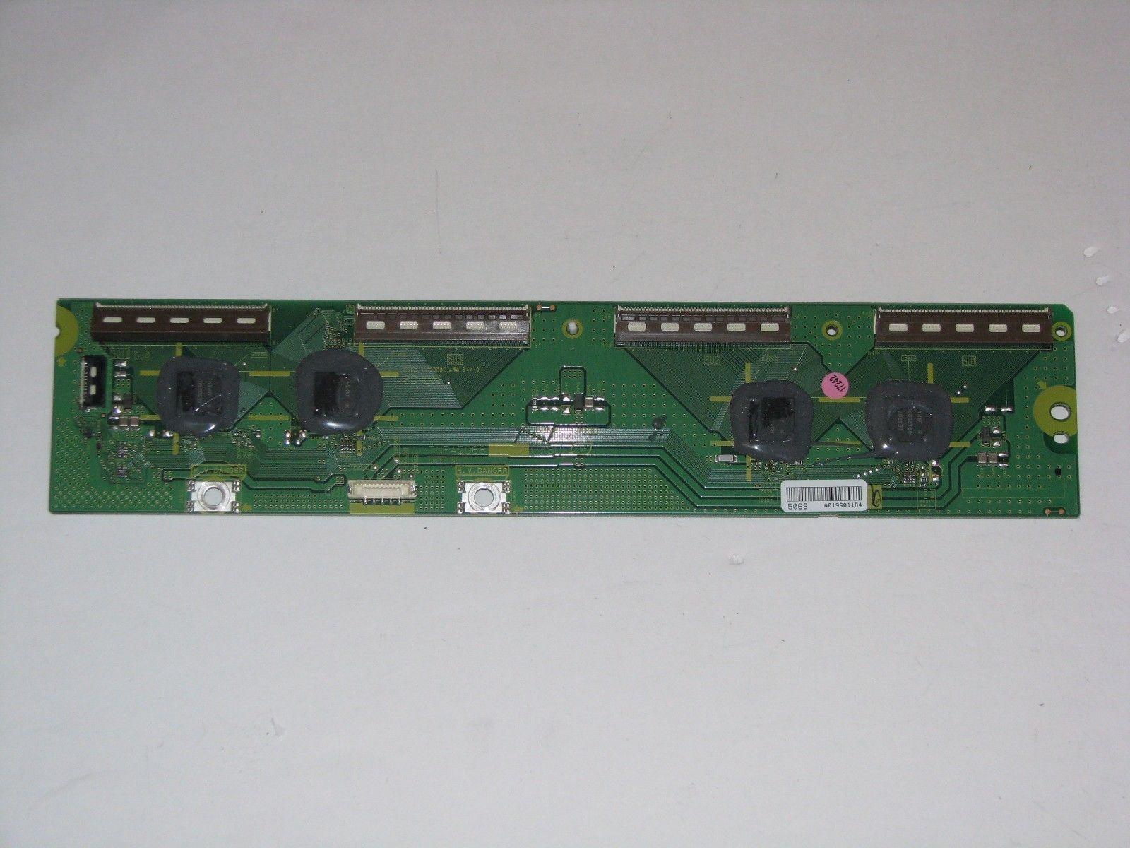 Panasonic TH-50PD12U TC-50PX14 TC-P50X1 TC-P50C1 TX-P50X10B SD Board TNPA4781
