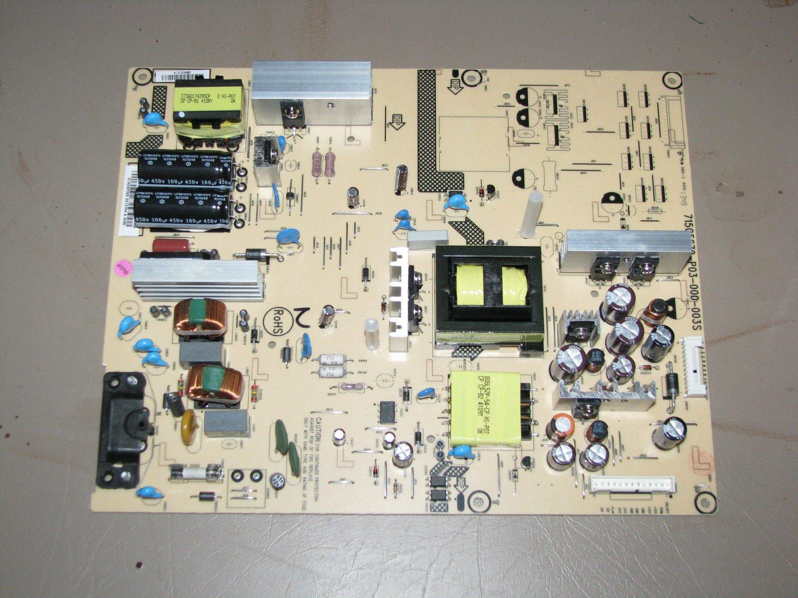 Vizio E500I A1 Power Supply ADTCD2418XC2