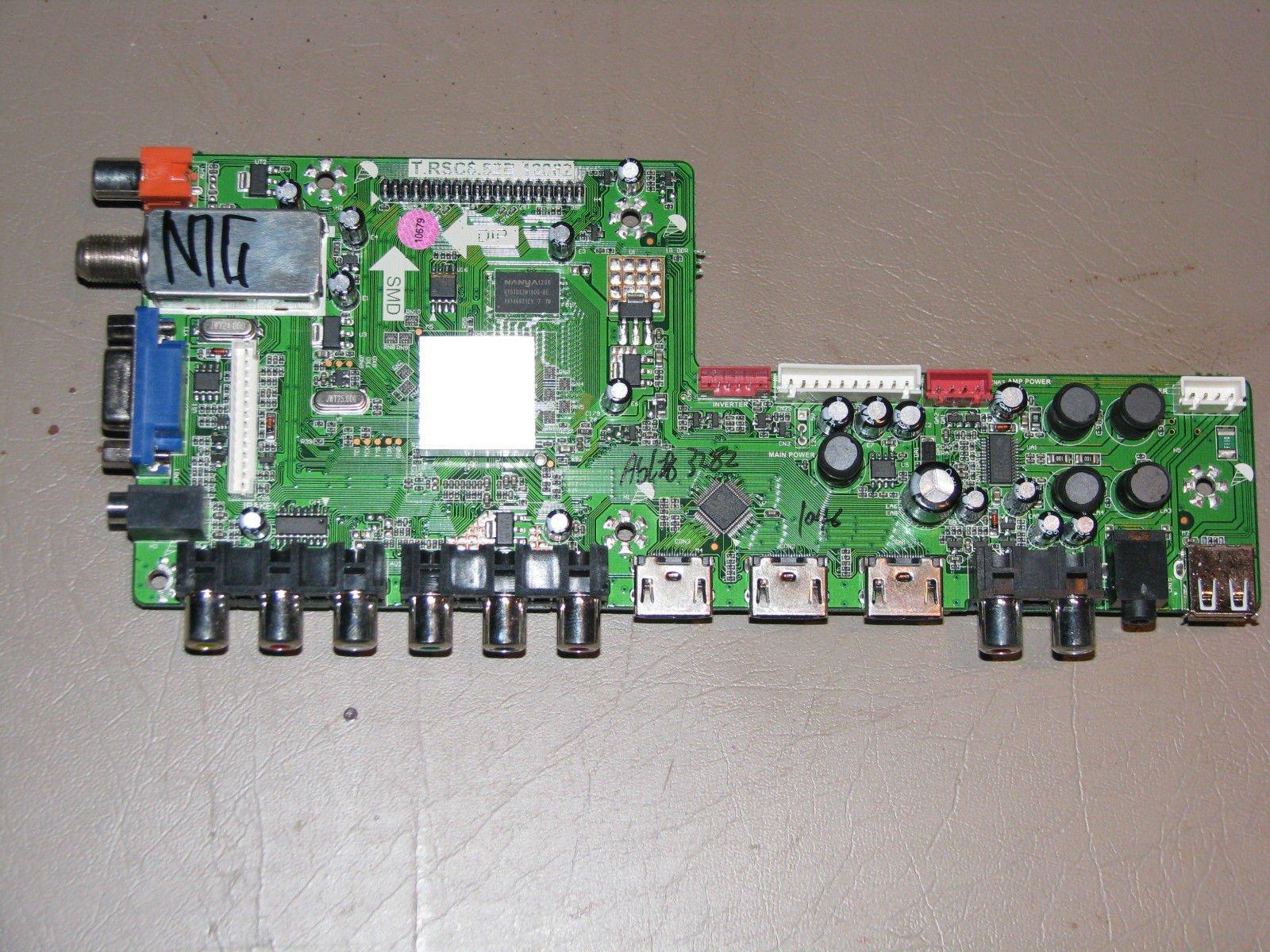 Sceptre X505BV FHDU8HJ1L01 Main Board T.RSC8.82B 12062
