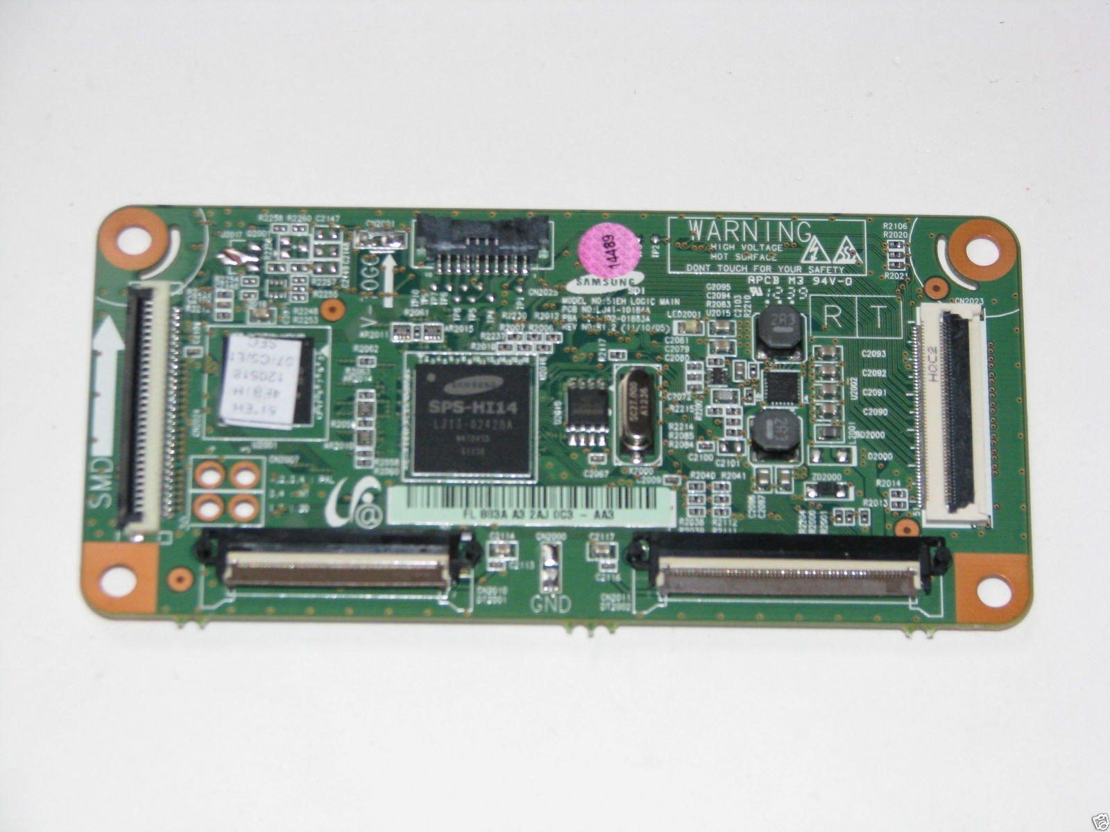 Samsung PN51E450 Logic Board LJ92 01883A