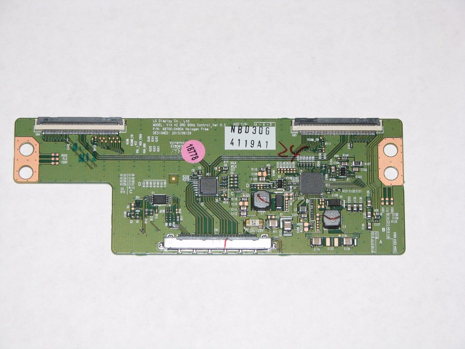 LG 42LF5600 T-Con 6871L-4119A