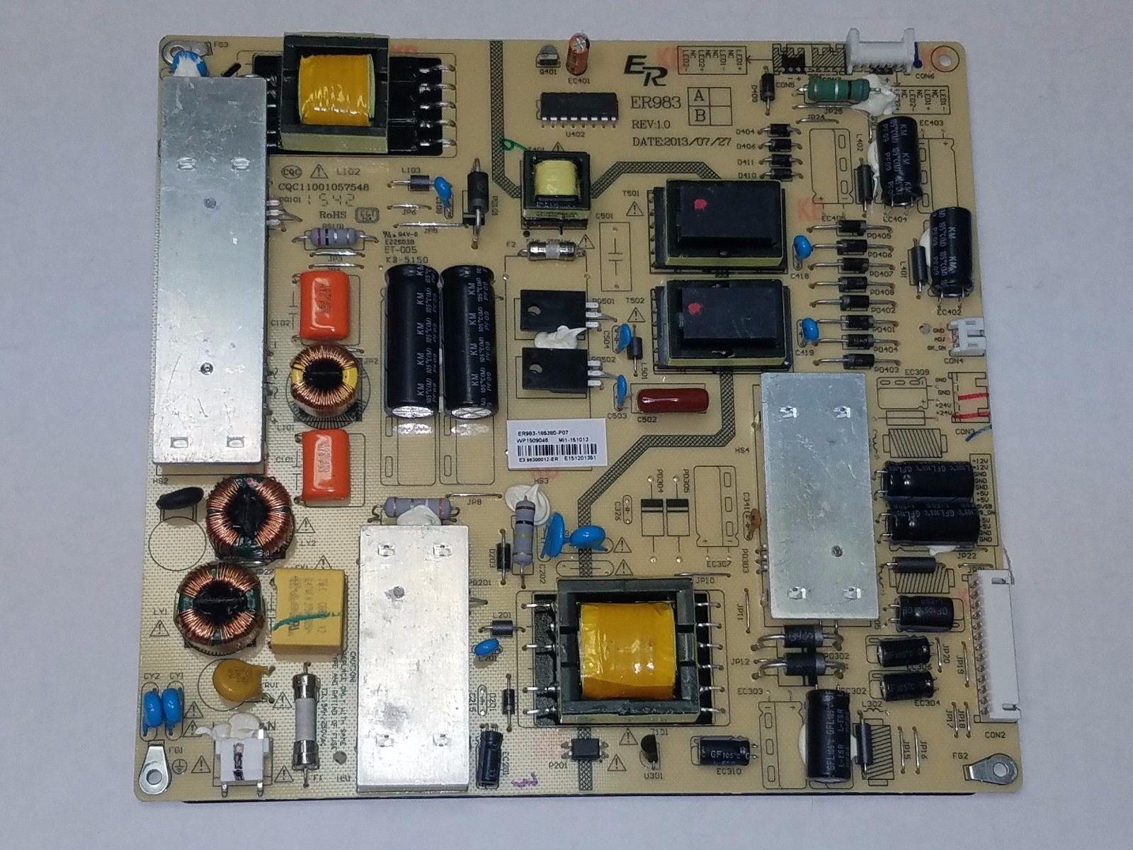 RCA J42HE841 Power Supply ER983-185380-P07