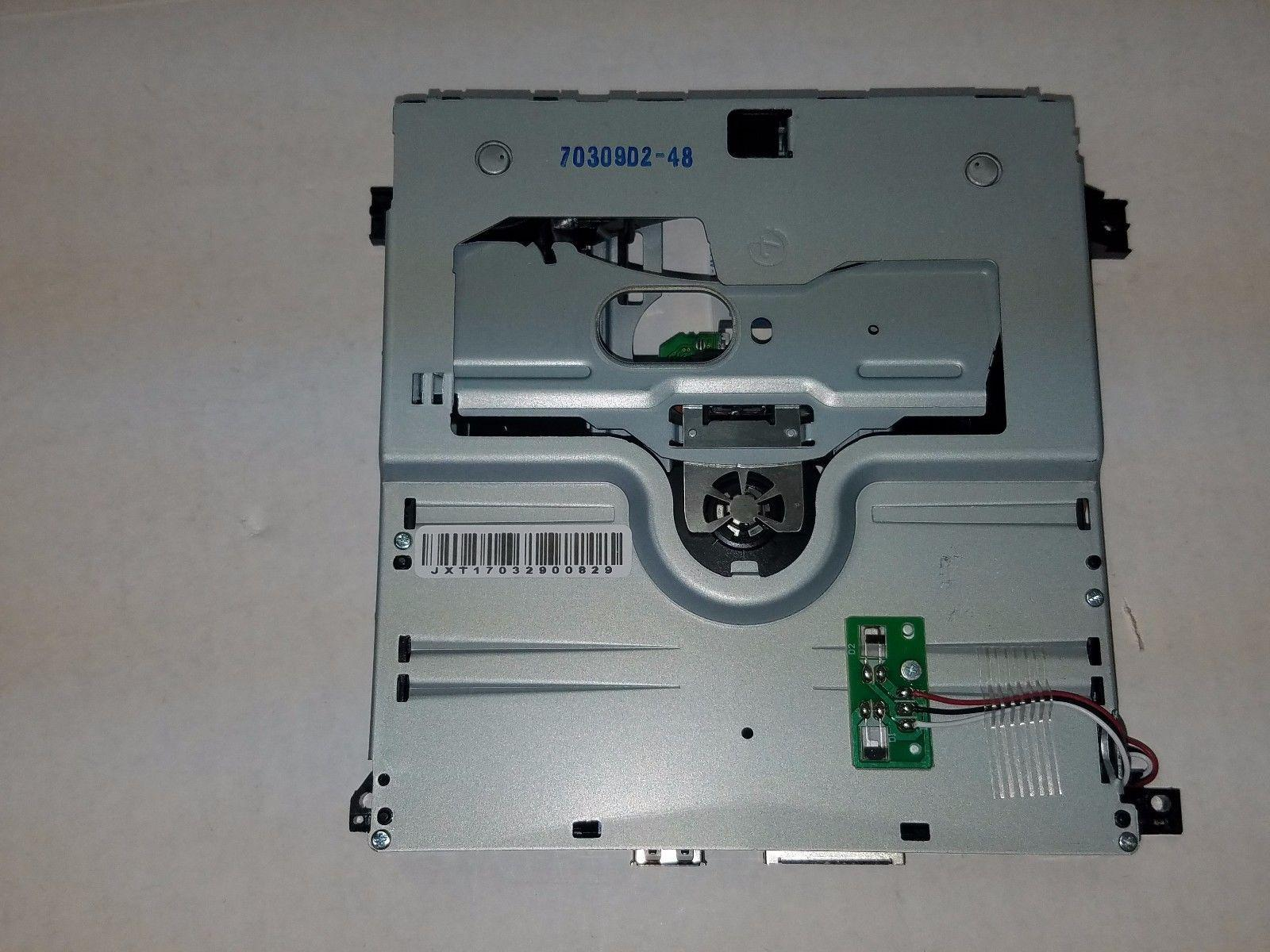 GPX TDE1587B DVD Player 70309D2-48