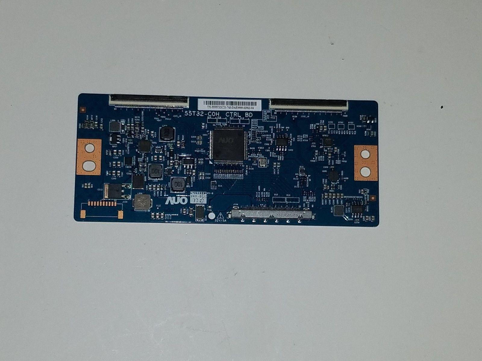 Vizio M55-E0 T-Con 55.55T32.C21