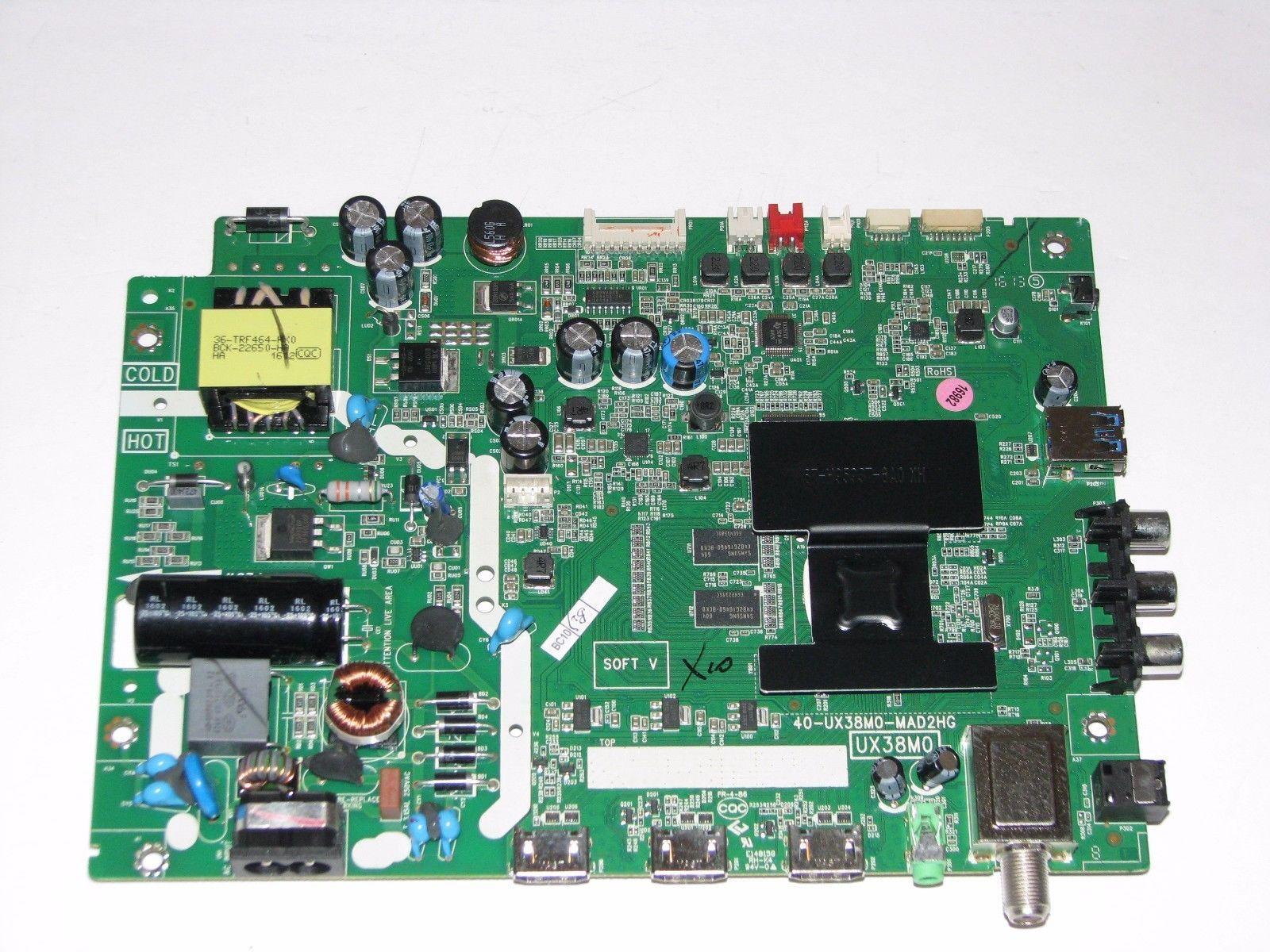TCL 32S3750TZAA Main Board T8-32NAZP-MA2