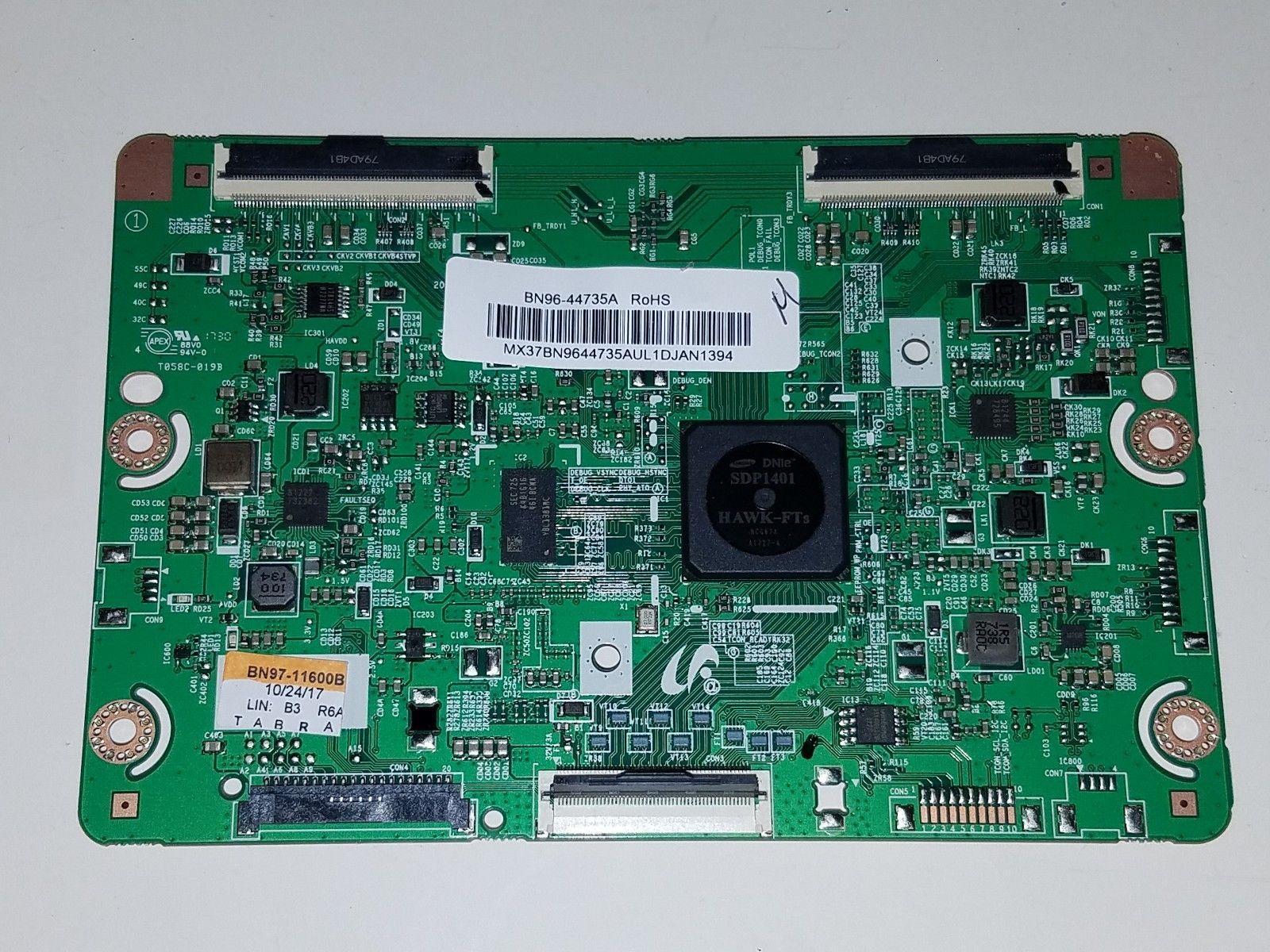Samsung UN55J6201 T-Con BN96-44735A