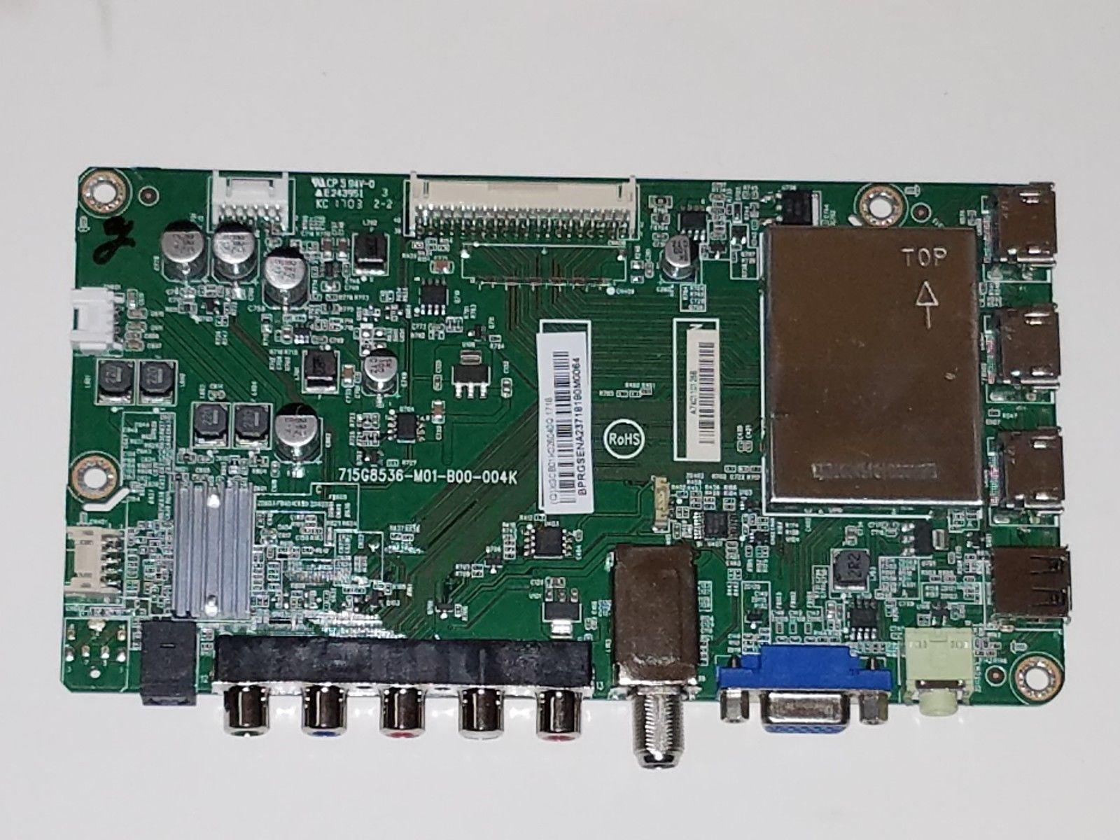 NEC E556 Main Board 756TXGCB01K0260