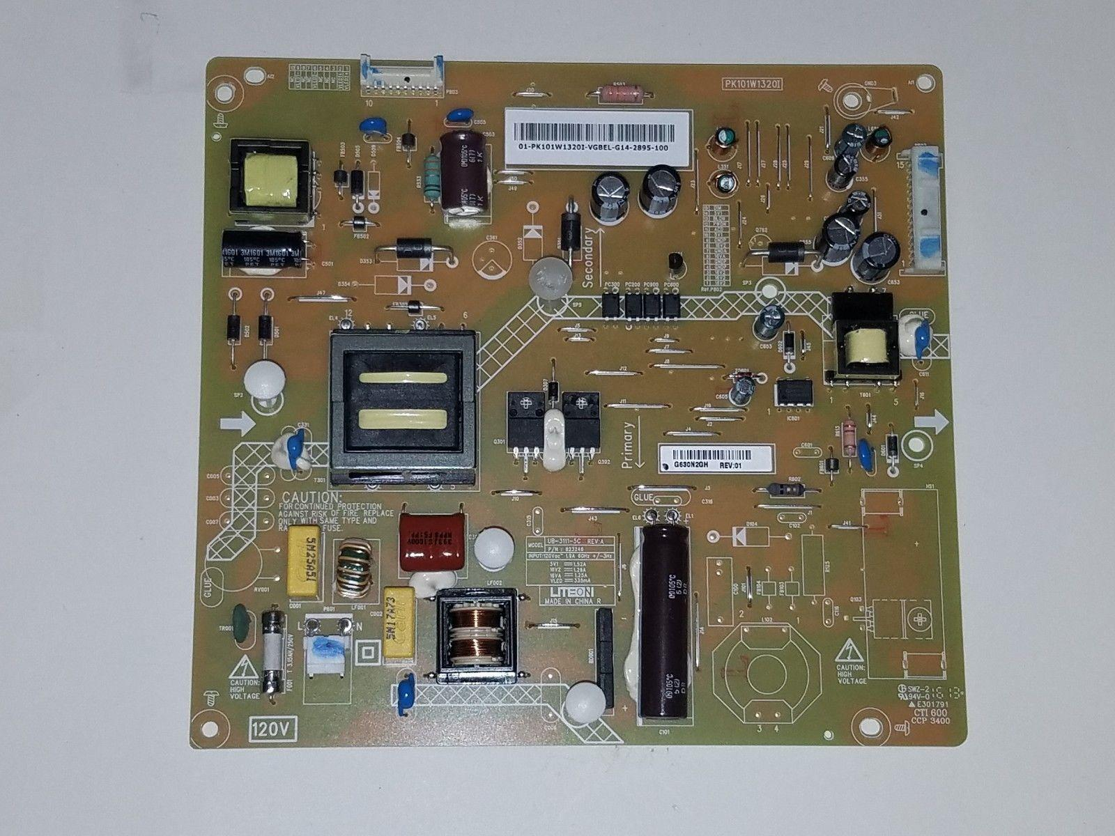 Toshiba 43L420U Power Supply PK101W1320I