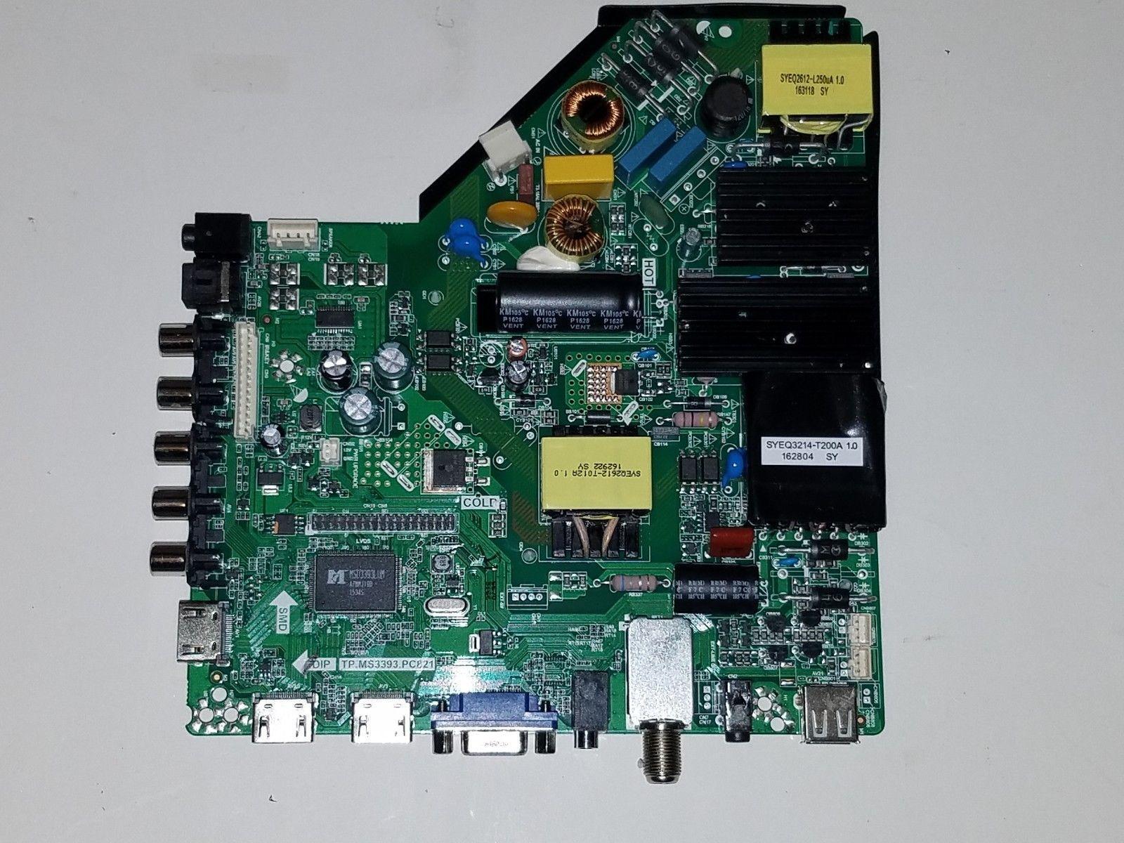 Atyme 500AM7HD Power/Main Board 50AE0010657-A1