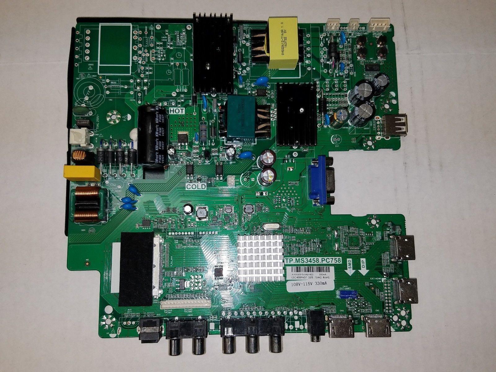 Sceptre U40 SDIV58CB Main Board A16100515