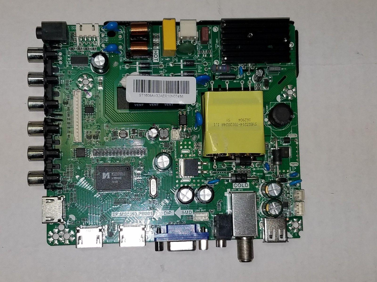 Avera 32AER10N Main / Power Board H16071165 LSC320AN06