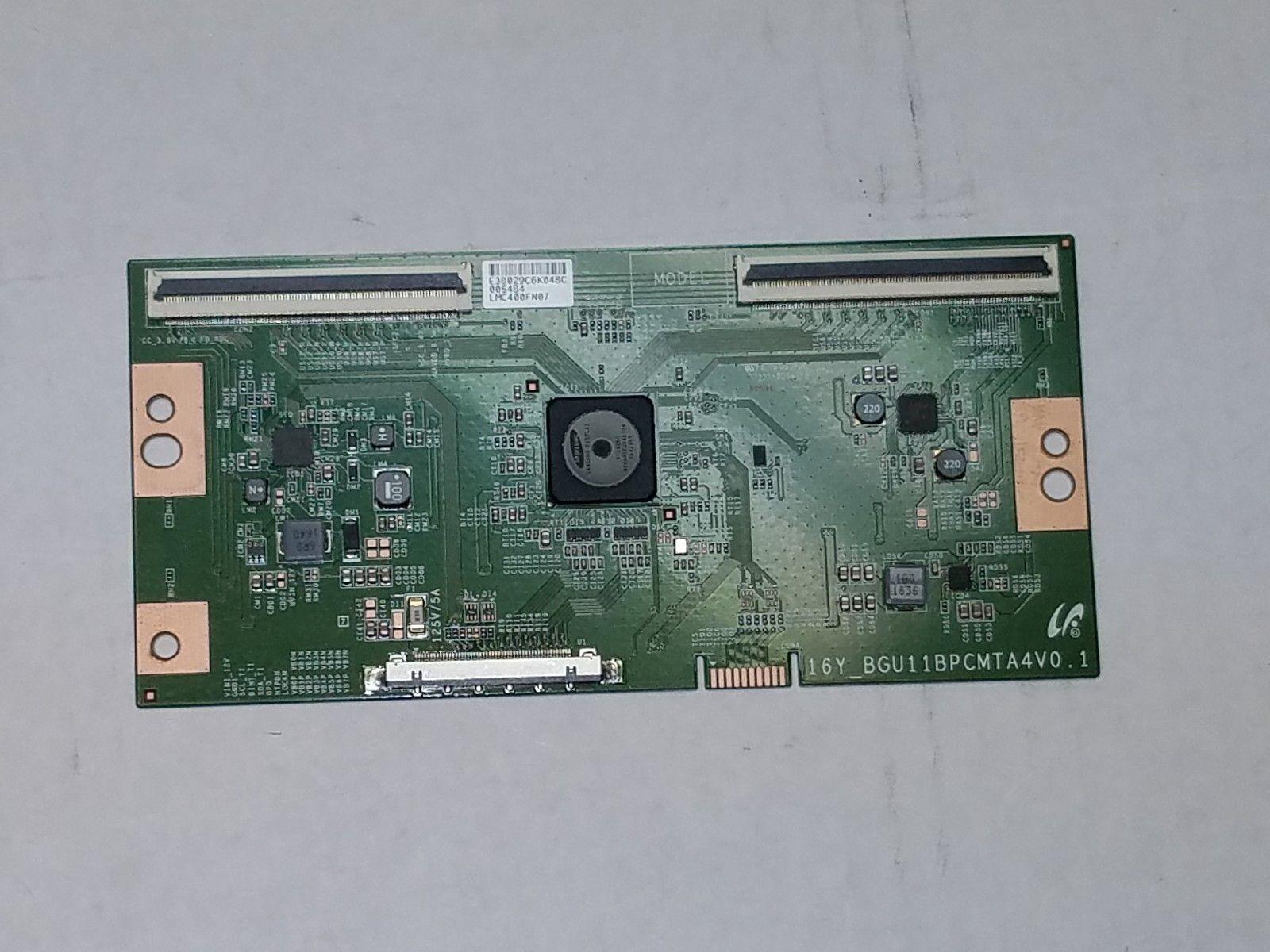 Sceptre U40 SDIV58CD T-Con LJ94-38029C
