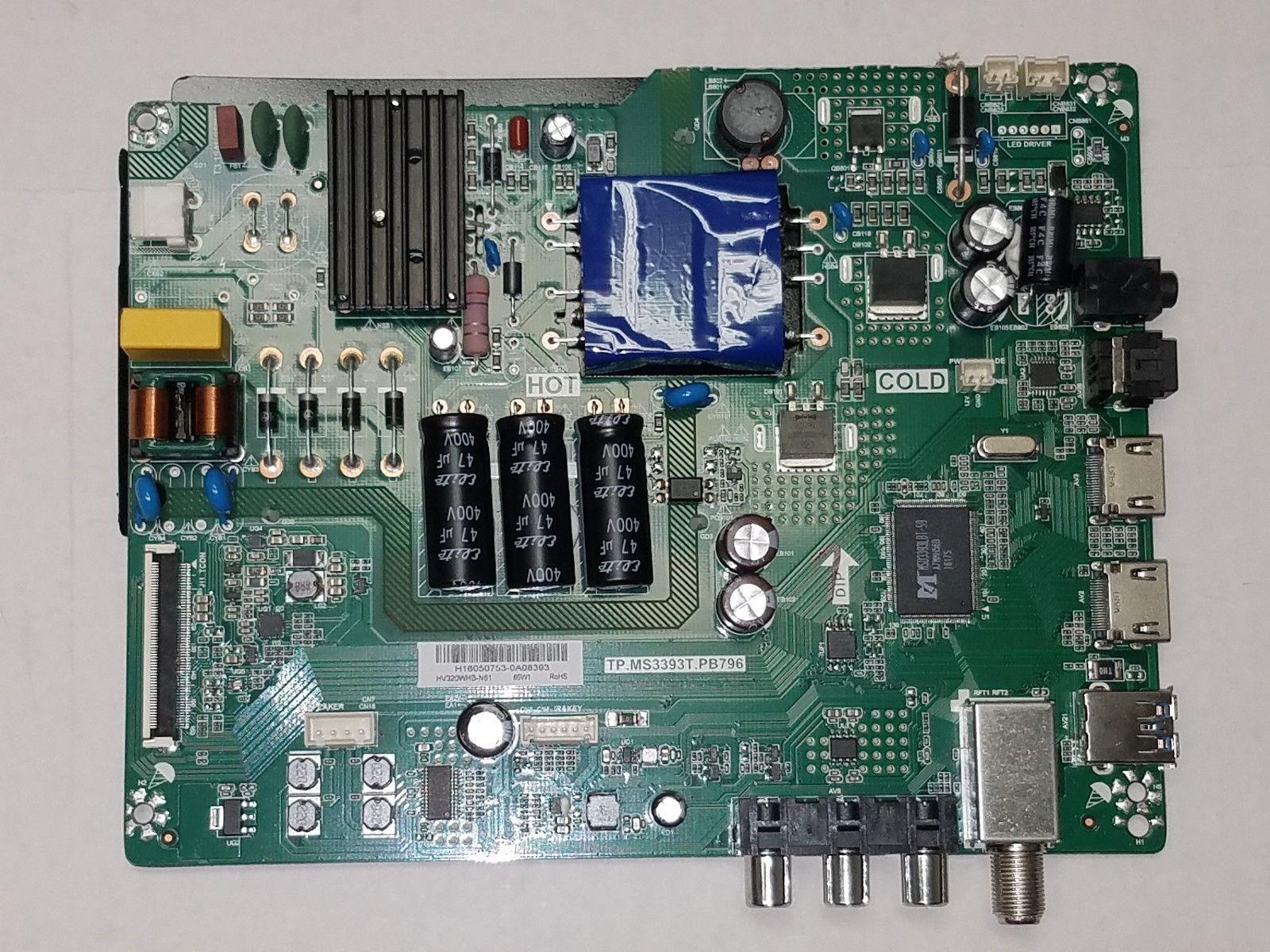 Insignia NS-32D310NA17 Main Board / Power Supply 22002A0166T-15