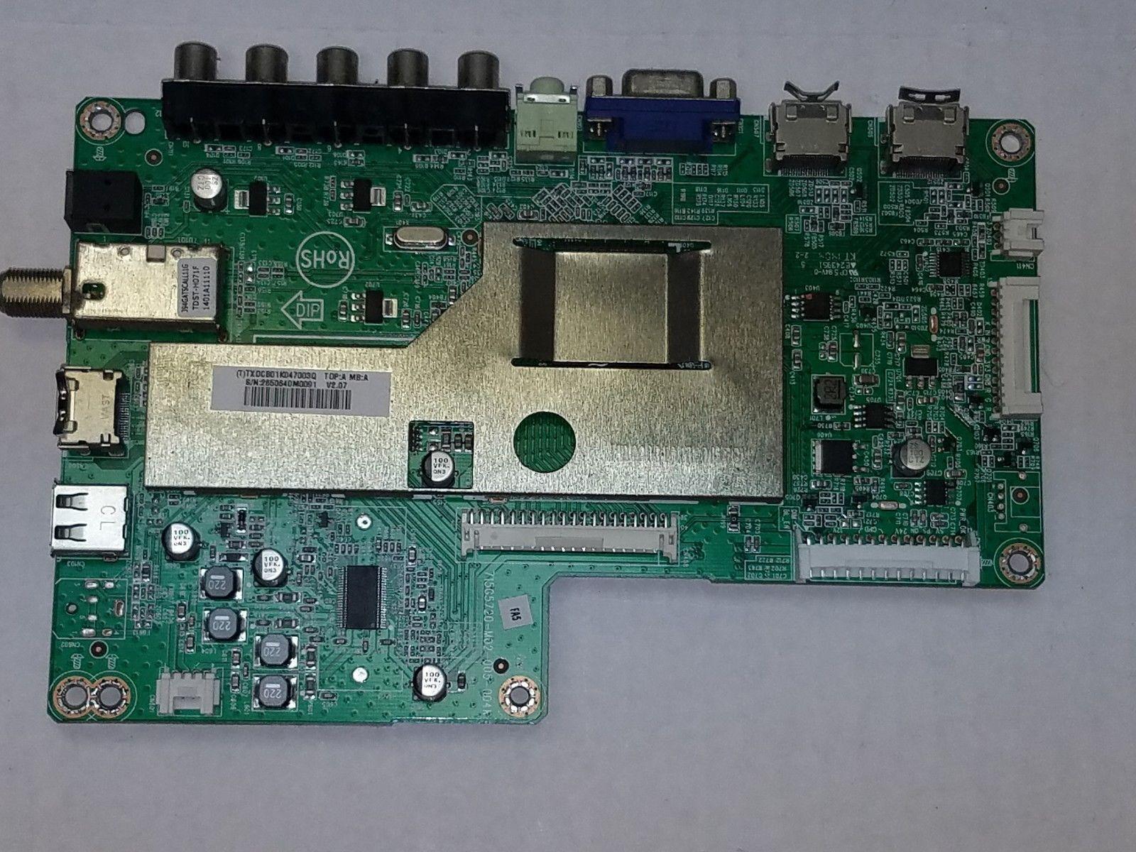 NEC E324 Main Board 756TXDCB01K0470