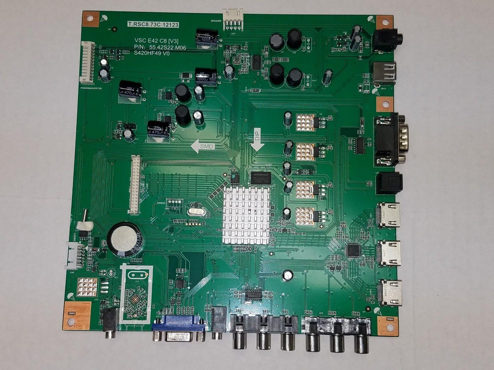 Viewsonic CDE3200-L Main Board 705-315-L72RA-M02NH