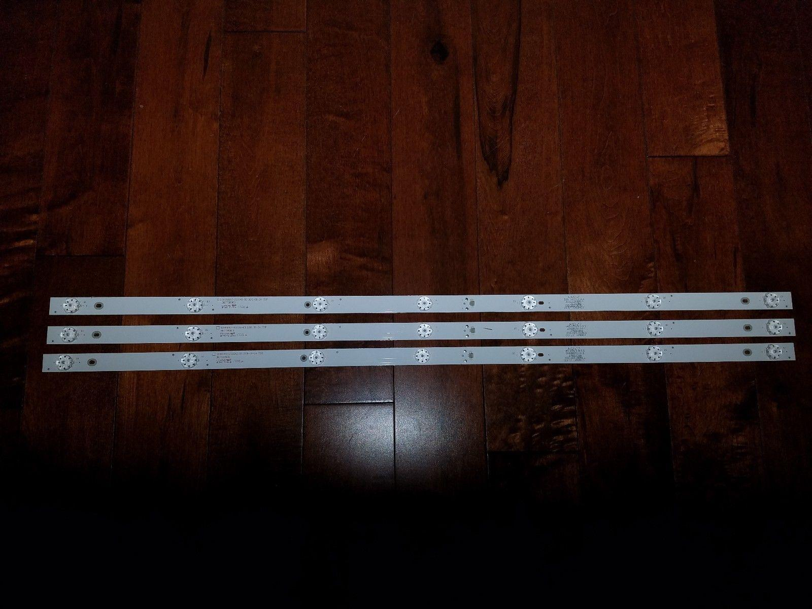 Supersonic SC-4011 LED Strip Set (3) 0D395D07-ZC22AG-03