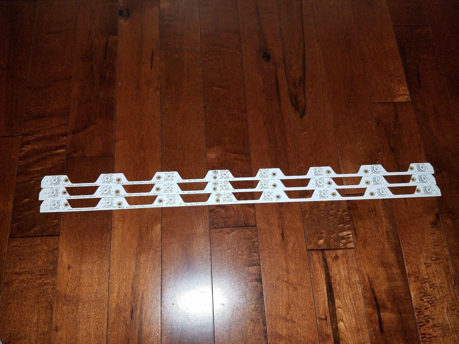 TCL 43UP130 LED Strip Set (3) OEM43LB02_LED3030F2.1_V1.0