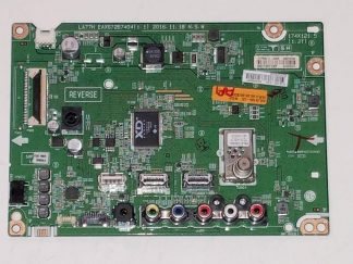 LG 49LJ5100 Main Board EBT64559801