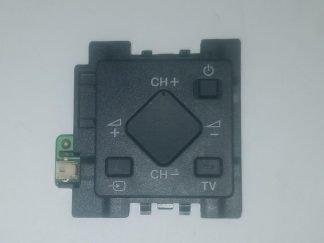 1-798-510-31 Sony XBR-49X830C Button Board 1-798-510-31