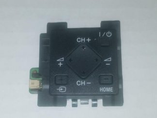 Sony KDL-60W850B Button Board 1-798-510-11