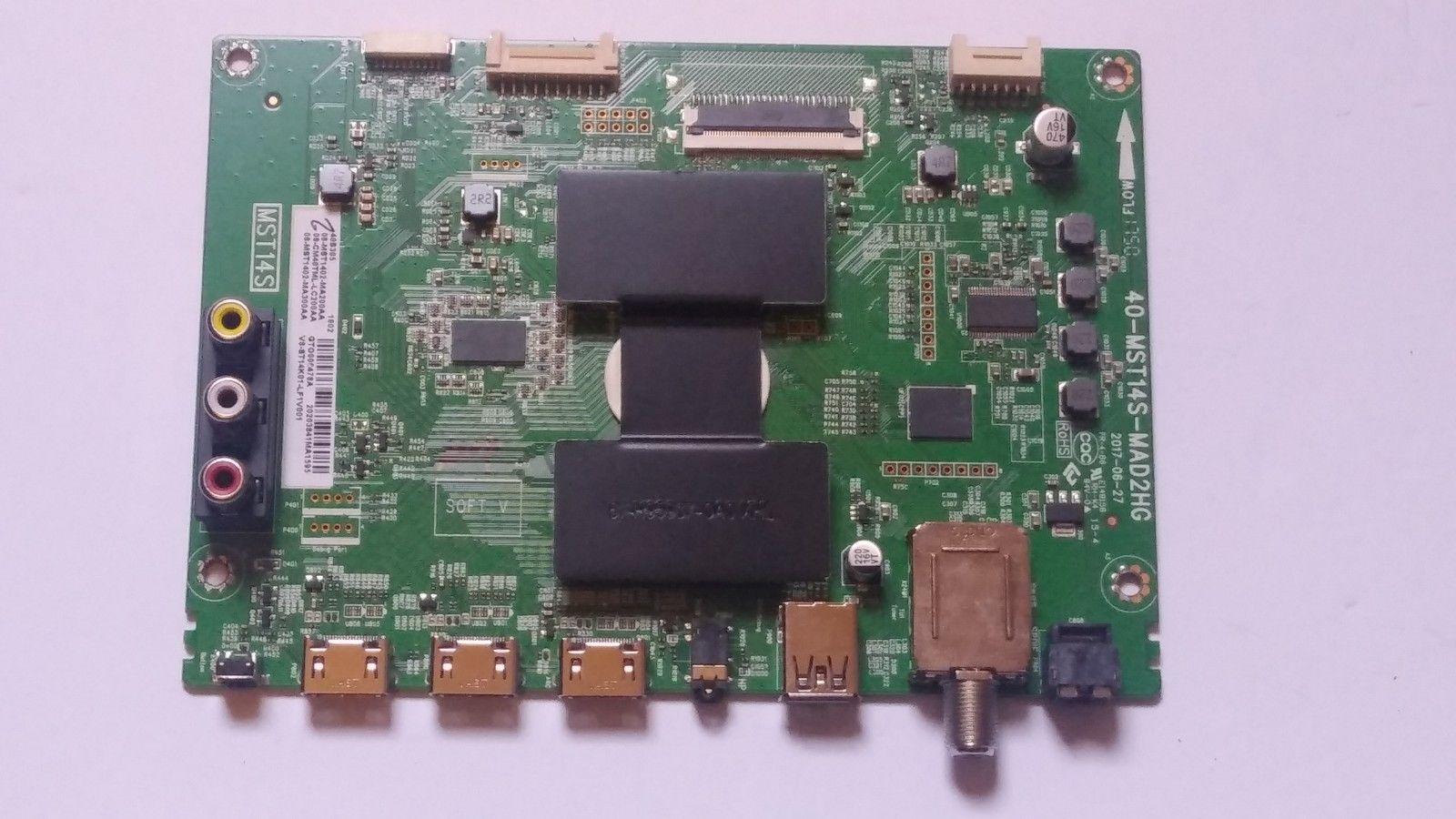TCL 40S305LBBA Main Board 08-CM40TML-LC200AA