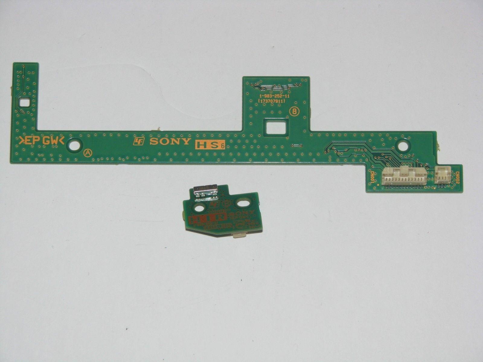 Sony XBR-75X900F IR Board HS6 HIR A-2197-358-A
