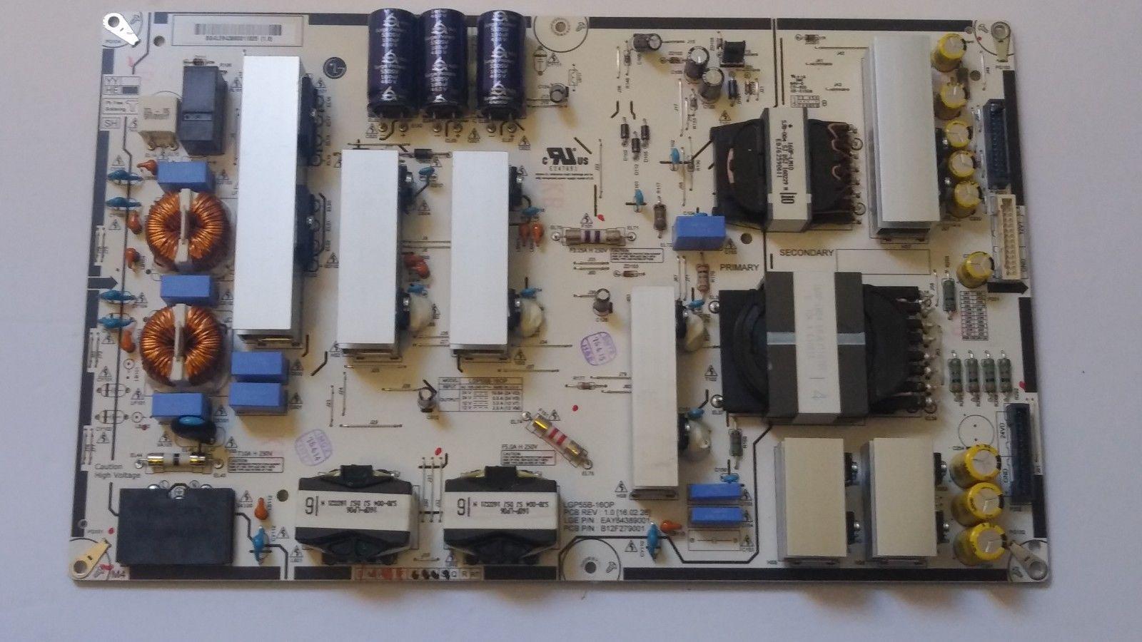 LG OLED55B6P-U BUSWLJR Power Supply EAY64389001