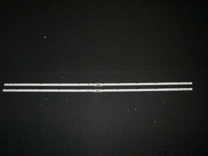 Samsung UN55NU7300F LED Backlight Strip Set (2) LM41 00566A