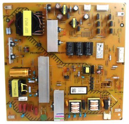 Sony XBR 49X830C XBR 43X830C GL4 Power Supply APS 386 1 474 621 11