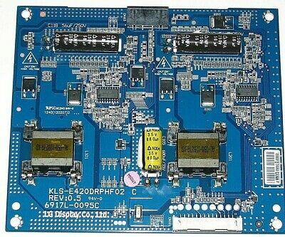 LG 42LM3400 LED Driver KLS E420DRPHF02 6917L 0095C
