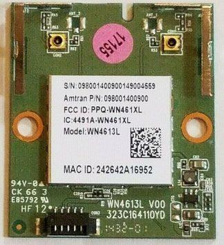SHARP LC-32LE653U 14Y/_GA/_EF11TMTAC2LV0.0 T-CON BOARD