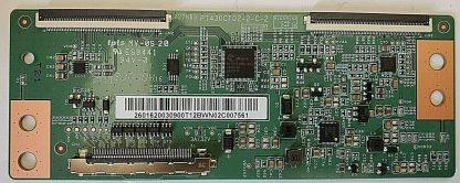LG 43LM5700PUA T Con PT430CT02 2 C 2