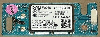 Sony KDL 46EX523 WiFi Card DWMW046 1 458 355 11