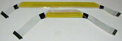 Sony XBR 60X830F LVDS Ribbon Cables 1 912 634 11 1 912 646 11