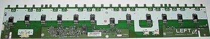 Sony KDL 46V3000 Left Backlight Inverter 1 789 839 12