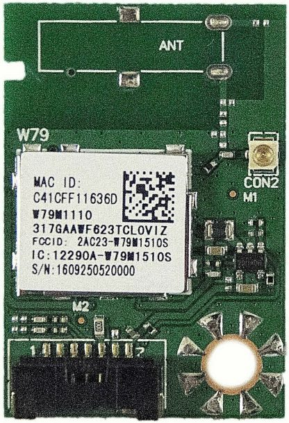 Vizio D40 D1 Wifi Module 317GAAWF623TCL0VIZ