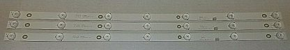 Insignia NS 32D310NA17 LED Strip Set (3) 2D02296 Rev:E