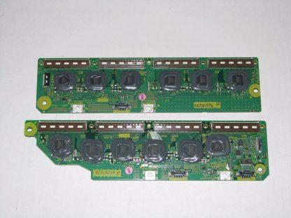 Panasonic TC P42X1 SD and SU Buffers TNPA4776 & TNPA4777