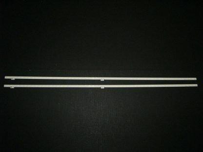 Sharp LC 60LE661U LED Strip Set (2) 2015SSP60 7030 54 RUNTKB270WJZZ