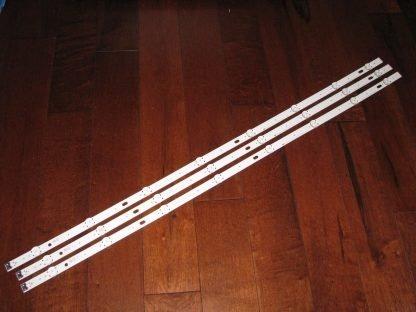 LG 43H610A LED Strip Set (3) 43inch UHD 1Bar 24EA type Rev. 0.4 150408