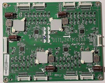 Vizio M55 D0 LED Driver 3655 0082 0111(3A)