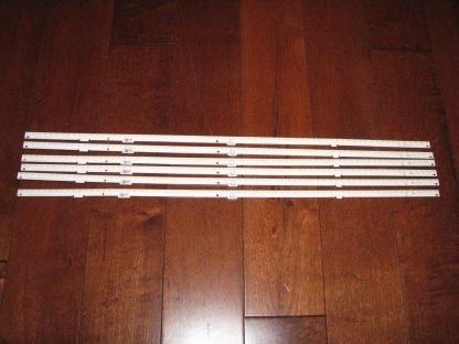 Sharp LC 70LE757U 70LE857U LC 70C7500U LED Strip Set 2013SSP70 5630
