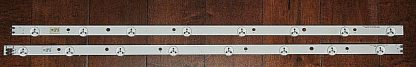 Samsung UN60EH6050 LED Strips (1) 2012SVS60 3228 FHD LEFT08 and (1) RIGHT08