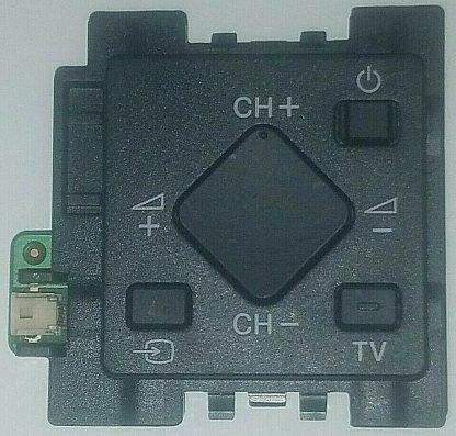 1 798 510 31 Sony XBR 49X830C Button Board 1 798 510 31