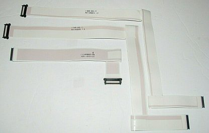 Sony XBR 85X950B LVDS Ribbon Cables 1 848 344 11 1 848 345 11 071 0101 1434