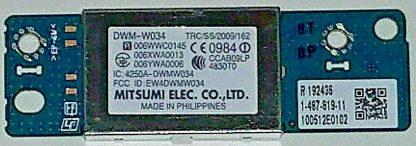 Sony KDL 52NX800 Wifi Adapter 1 487 819 11